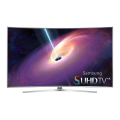 Curved 65-Inch 4K Ultra HD 3D Smart LED TV