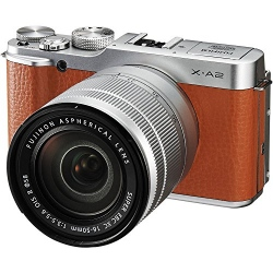 X-A2 Mirrorless Digital...