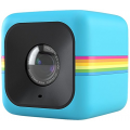 Polaroid Cube+ 1440p Mini Lifestyle Action Camera with Wi-Fi & Image Stabilization