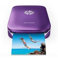 HP Sprocket Portable Photo Printer, X7N07A, Print Social Media Photos on 2x3 Sticky-Backed Paper